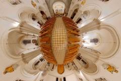 Tiny Planet_Kastorkirche Kobelnz