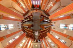 Tiny Planet_Stephanuskirche Polch