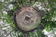 Tiny Planet_Wingertsbergwand Grillplatz