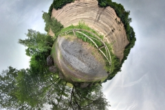 Tiny Planet_Wingertsbergwand