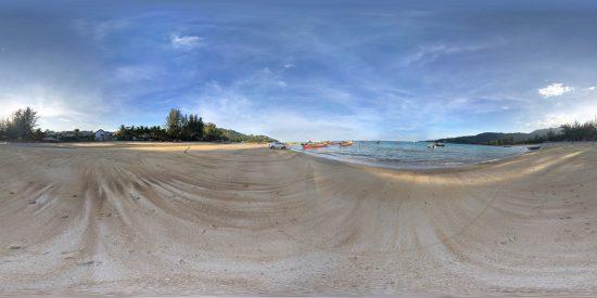 Thailand Strand Fischer